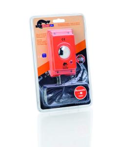 Akustik Batterie Verpackung